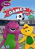 echange, troc Barney - Let the Games Begin [Import anglais]