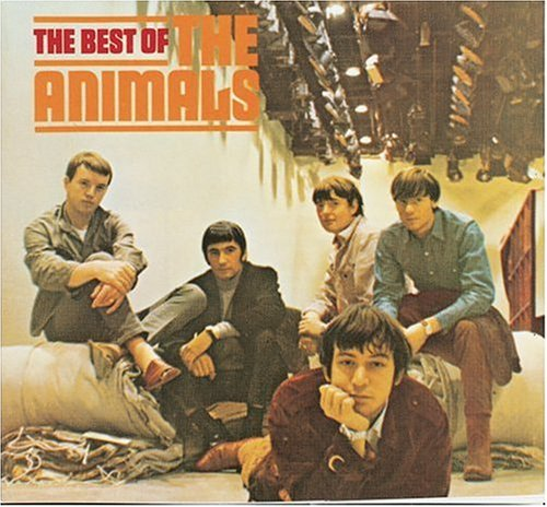 The Best of The Animals artwork