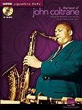 The Best of John Coltrane: Saxophone Signature Licks (Book & CD)