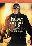 Friday The 13th Part VII The New Blood [1988] [DVD]