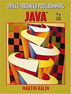 Object-Oriented Programming in Java Martin Kalin