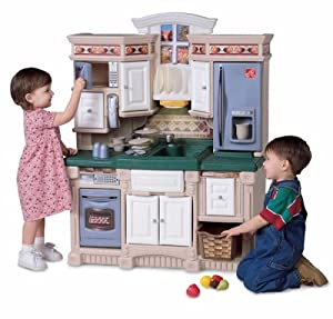 Amazon Com Step2 Step 2 Lifestyle Dream Kitchen Toys Amp Games