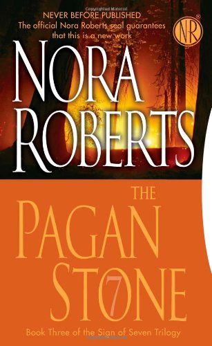 Image of The Pagan Stone (Sign of Seven, Book 3)