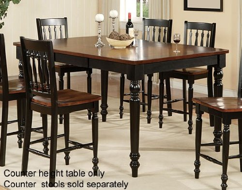 Buy Low Price Poundex Counter Height Dining Table  : 5134W2nQvTLSL500 from www.diningfurnituremart.com size 500 x 393 jpeg 53kB