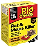 The Big Cheese 40g Rat and Mouse Killer