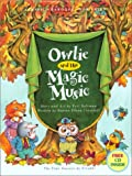 Owlie and His Magic Music with CD (Audio)