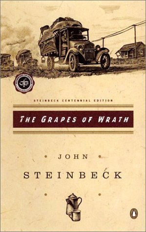 Grapes of Wrath, JOHN STEINBECK