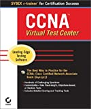 img - for CCNA Virtual Test Center book / textbook / text book