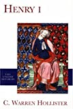 Henry I (Yale English Monarchs Series)