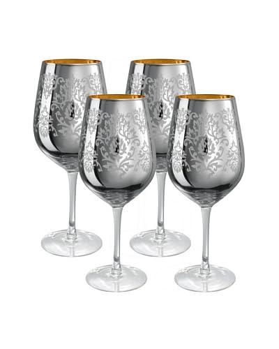 Artland Set of 4 Brocade 27-Oz. Goblets