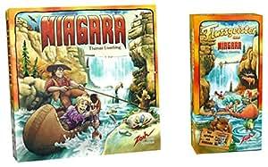 Zoch 601140048 - Bundle Niagara mit Erweiterung Flussgeister, Spiel des Jahres 2005