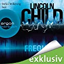 Frequenz (Jeremy Logan 4) Audiobook by Lincoln Child Narrated by Stefan Wilkening