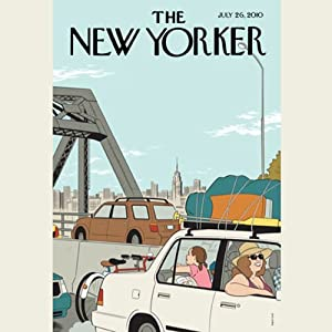 The New Yorker, July 26th 2010 (Jonathan Franzen, Anthony Gottlieb, William Finnegan) Periodical