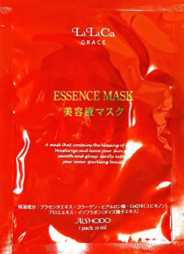 LiLiCa GRACE ESSENCE MASKマスク 10枚入