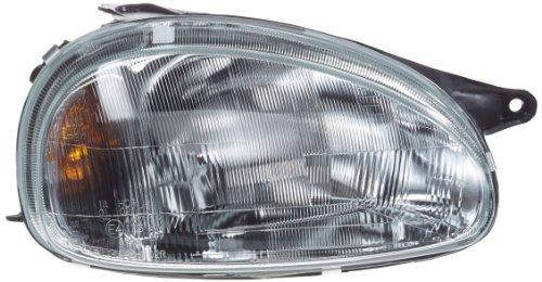 Phare avant droit pour Opel Corsa B Années: 93-00 [Meccanico]