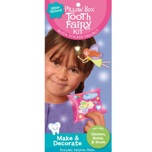 Pillow Box Tooth Fairy Kit - 1