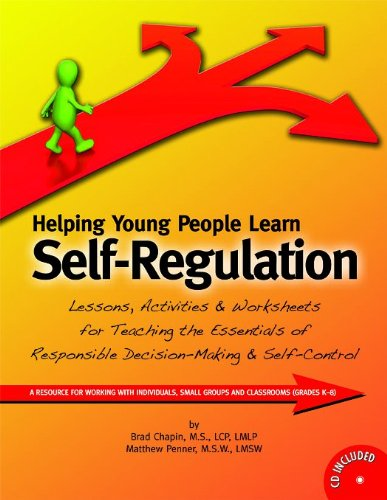 Helping Young People Learn Self-Regulation w/ CD