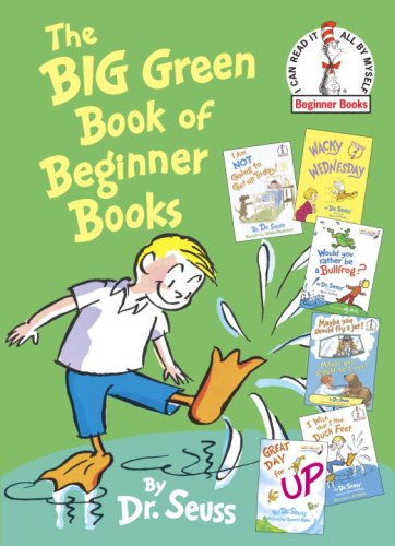The Big Green Book of Beginner Books (Beginner Books(R)) by Dr. Seuss
