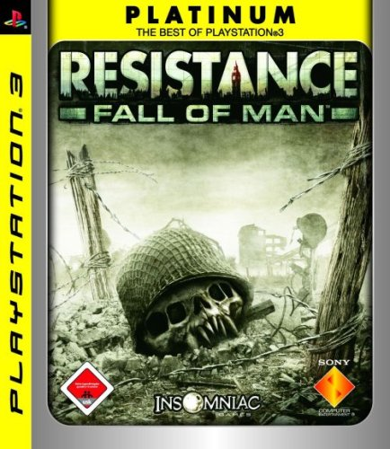 Resistance: Fall of Man [Platinum] [Edizione: Germania]