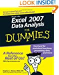 Excel 2007 Data Analysis for Dummies...