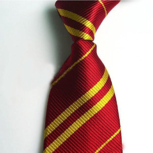DZT1968® Harry Potter Necktie Gryffindor/Slytherin/Ravenclaw/Hufflepuff Costume Accessory