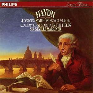 Symphonies 99 & 102
