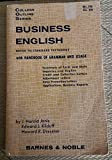 img - for Business English and handbook of grammar and usage book / textbook / text book