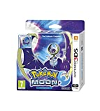 Cheapest Pok+®mon Moon Steel Book (Nintendo 3DS) on Nintendo 3DS