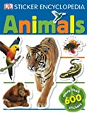 img - for Animals Sticker Encyclopedia book / textbook / text book