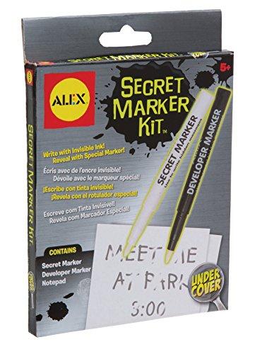 ALEX - Juguete de detective (139)