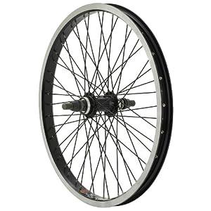 Diamondback 48H Sun ZX 25 Rim BMX 20 Inch x 1.75 Inch Black/Black Wheel (Rear)