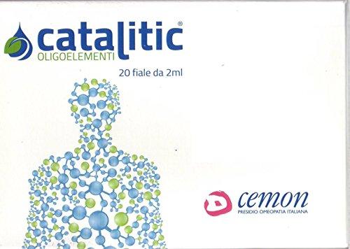 Cemon catalitic oligoelementi soluzione Fosforo P 20 fiale da 2ml
