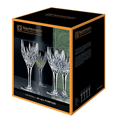 spiegelau nachtmann 0093426 0 set di 4 calici da vino. Black Bedroom Furniture Sets. Home Design Ideas