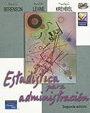 img - for Estadistica Para Administracion with CDROM (Spanish Edition) book / textbook / text book