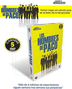 Los Hombres De Paco - Temporada 1 [DVD]