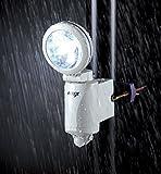 ムサシ 乾電池式LEDセンサーライト2W LED−125