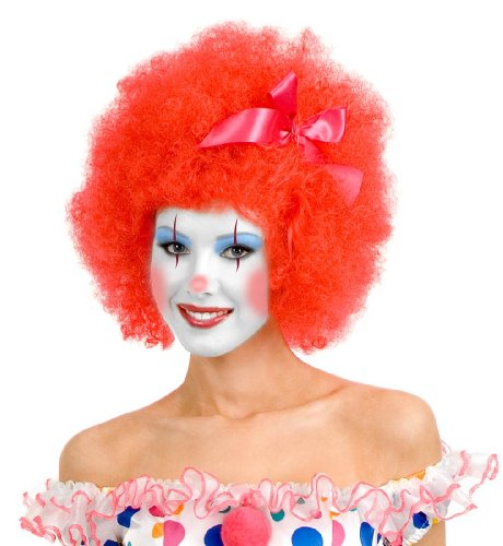 Charades Costumes Women's Clown Adult Wig