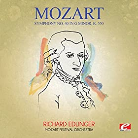 wolfgang amadeus mozart, symphony no. 40 in g minor, k. 550 essay Classical notes - classical classics - mozart:  wolfgang amadeus mozart's piano concerto # 20 in d  (mainly don giovanni and the symphony # 40 in g minor, k.