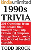 1990s TRIVIA (TRIVIA by Todd Brock Book 4)