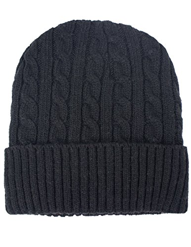 dahlia-mens-cable-wool-blend-beanie-hat-soft-warm-velour-lined-black