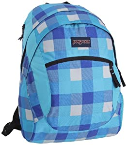 JanSport Wasabi Backpack, Mammoth Blue