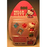 Mega Bloks Hello Kitty Ladybug With Red Flower #10884