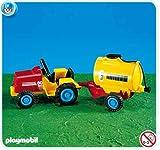 7754 - PLAYMOBIL - Kindertraktor & Düngefass
