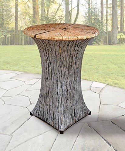 Stretch-Tischhusse-mit-edlen-Designs-fr-Stehtisch-70-85-cm-Durchmesser-Baum