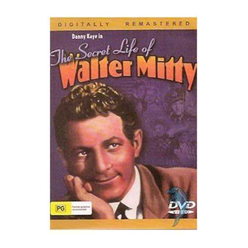 Secret Life of Walter Mitty [DVD] [Import]