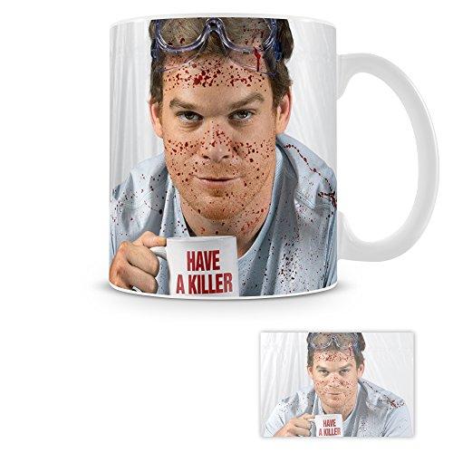 Tazza MUG Dexter - tazza da thè e caffè in ceramica