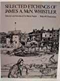 img - for Selected Etchings of James A. McN. Whistler book / textbook / text book