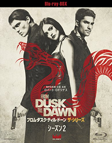【ブルーレイ 買取】フロム・ダスク・ティル・ドーン ザ・シリーズ2 Blu-ray-BOX