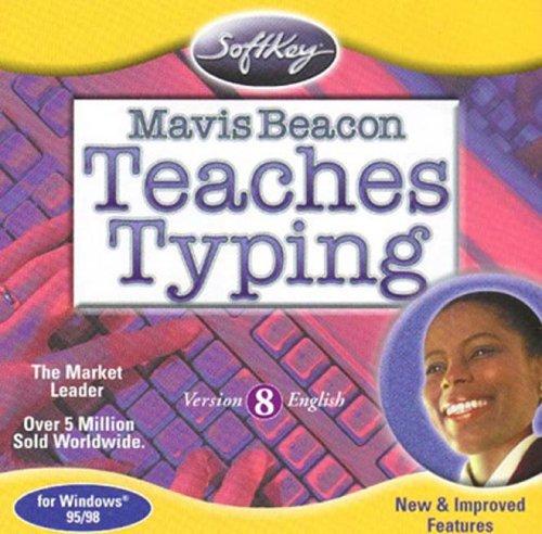Mavis Beacon Teaches Typing 8