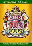 The Ultimate British Pub Quiz [Interactive DVD]